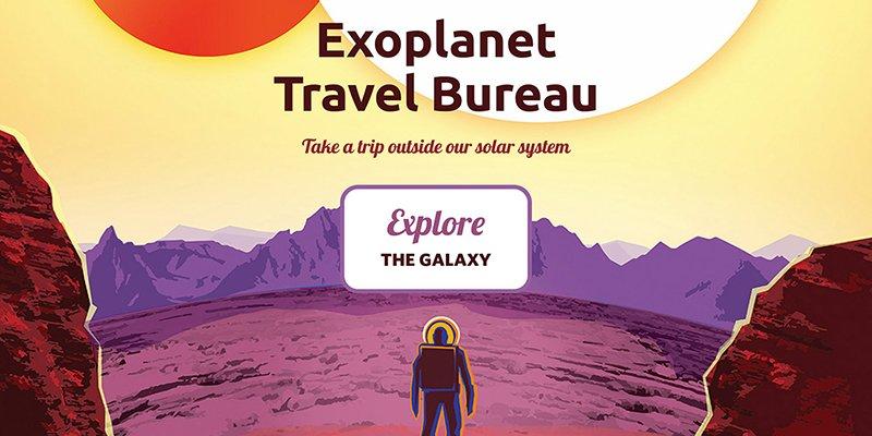 La NASA te permite viajar virtualmente a planetas extraterrestres
