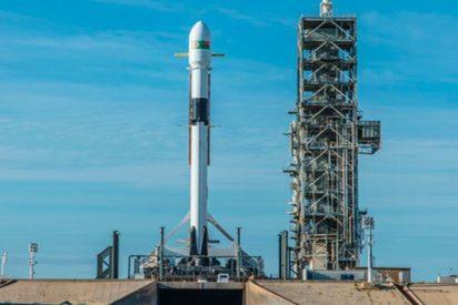 Así lanzó SpaceX su primer cohete Falcon 9 Bloque 5