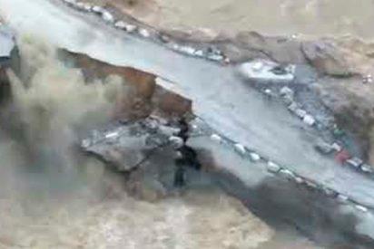 Cientos de evacuados por este terrible fallo en este proyecto hidroeléctrico