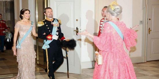 El fiestón de Federico de Dinamarca por su 50 cumpleaños