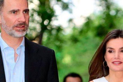 El Rey Felipe, se convierte en el 'acompañante sorpresa' de la Reina Letizia