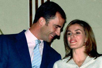 El incómodo secreto de alcoba entre Felipe y Letizia durante su primera cita