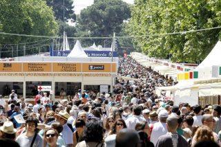 Las editoriales religiosas, presentes en la Feria del Libro de Madrid