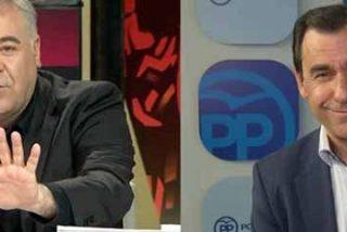 """Maíllo 'lía el CIS y se lo fuma': el PP perdería el 9% de los votos pero a él le """"sale media sonrisa"""""""