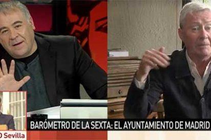 """Verstrynge llama a Rivera """"el 'zumbao' de Ciudadanos"""" al abrigo de laSexta y sin que Ferreras le llame la atención"""