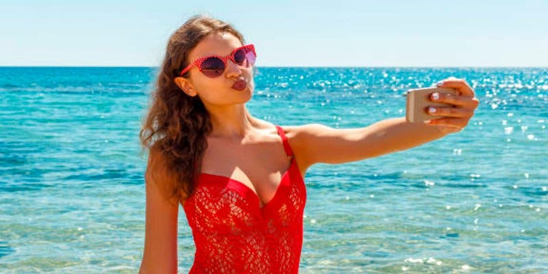 Trucos para hacer buenas fotos en verano