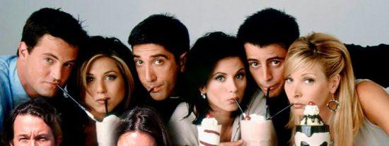El día en el que 'Friends' predijo el lío del chalé de Iglesias y Montero