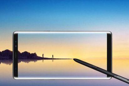 Se filtran los impresionantes detalles del nuevo smartphone de Samsung, Galaxy Note 9