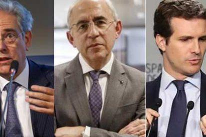 El Mundo se lleva un recital de palos por defenestrar a Pablo Casado con basura 'fake news' y un profesor 'chiflado'