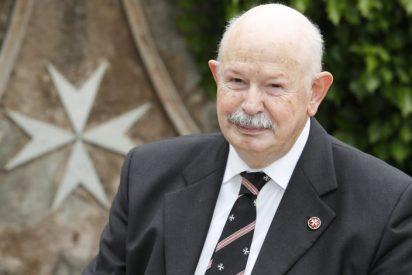 Giacomo Dalla Torre, 80º Gran Maestre de la Soberana Orden de Malta