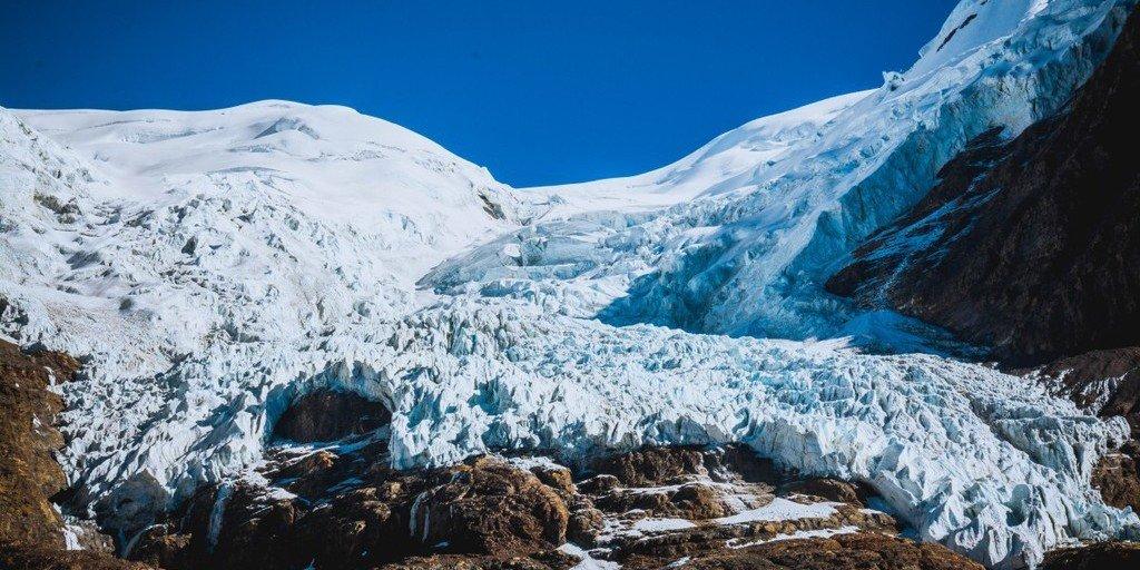 El satélite Cryosat muestra el retroceso de los glaciares de la Patagonia