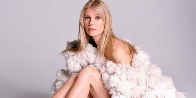 Gwyneth Paltrow republica la foto de ella desnuda en su primer embarazo
