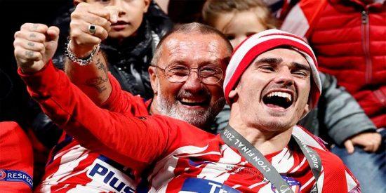 El Atlético de Madrid apabulla al Olympique de Marsella y se proclama campeón de la Europa League