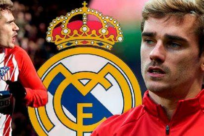 Griezmann podría acabar en el Real Madrid a precio de 'ganga'
