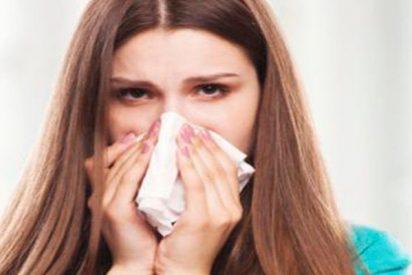 ¿Sabes cómo distinguir un resfriado de la alergia?