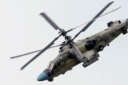 Se estrella en Siria un helicóptero militar ruso y fallecen ambos pilotos
