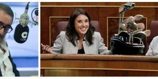 """Carlos Herrera se harta del cinismo de Podemos: """"¿Y estos se atreven a hablar de fascismo? Anda, hombre"""""""