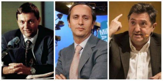 La histórica bilis de El País ante la competencia: ataques y manipulaciones contra Herrero, Losantos y Cuesta