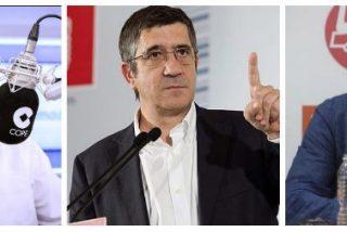 """Carlos Herrera sacude a Patxi López por hacer de """"tonto útil"""" de ETA y mete el miedo a la UGT"""