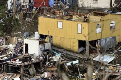 El huracán María deja 70 veces más víctimas en Puerto Rico