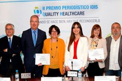 La Fundación Idis premia la divulgación en salud entregando sus segundos premios de periodismo 'Quality Healthcare'