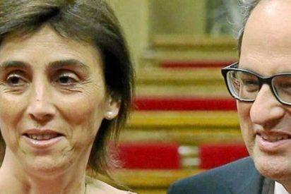 El descarado plan de fuga a Suiza de la devota señora del endiablado Torras
