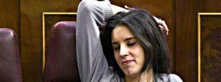 El corte de justicia a Irene Montero en pleno Congreso a cuenta de las hipotecas-chollo e Irán