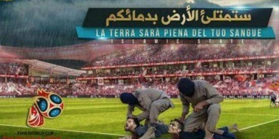"""La escalofriante amenaza del ISIS al Mundial: """"Messi y Ronaldo serán decapitados en pleno partido"""""""
