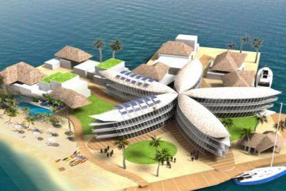 Islas con gobierno y criptomoneda propia