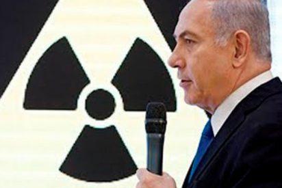 Israel dice tener pruebas que Irán mantiene su programa nuclear