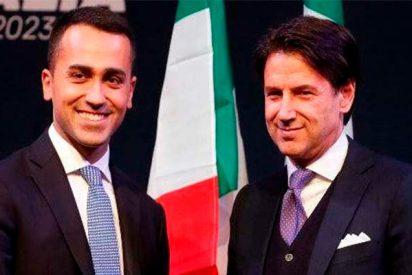 Italia: El movimiento Cinco estrellas y La Liga Norte han llegado a un acuerdo que evita elecciones