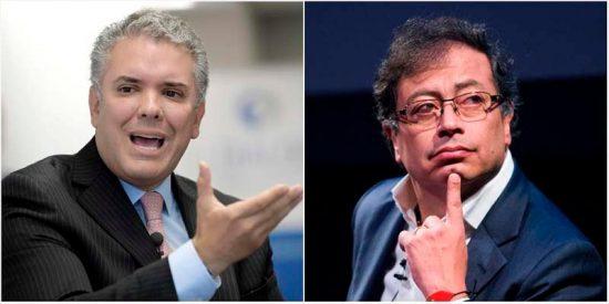 El uribismo coge fuerza y Duque disputará al izquierdista Petro la presidencia de Colombia