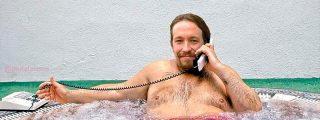 Las medidas del Gobierno Rajoy para evitar que hagan fotos de Iglesias y Montero bañádose en su piscina