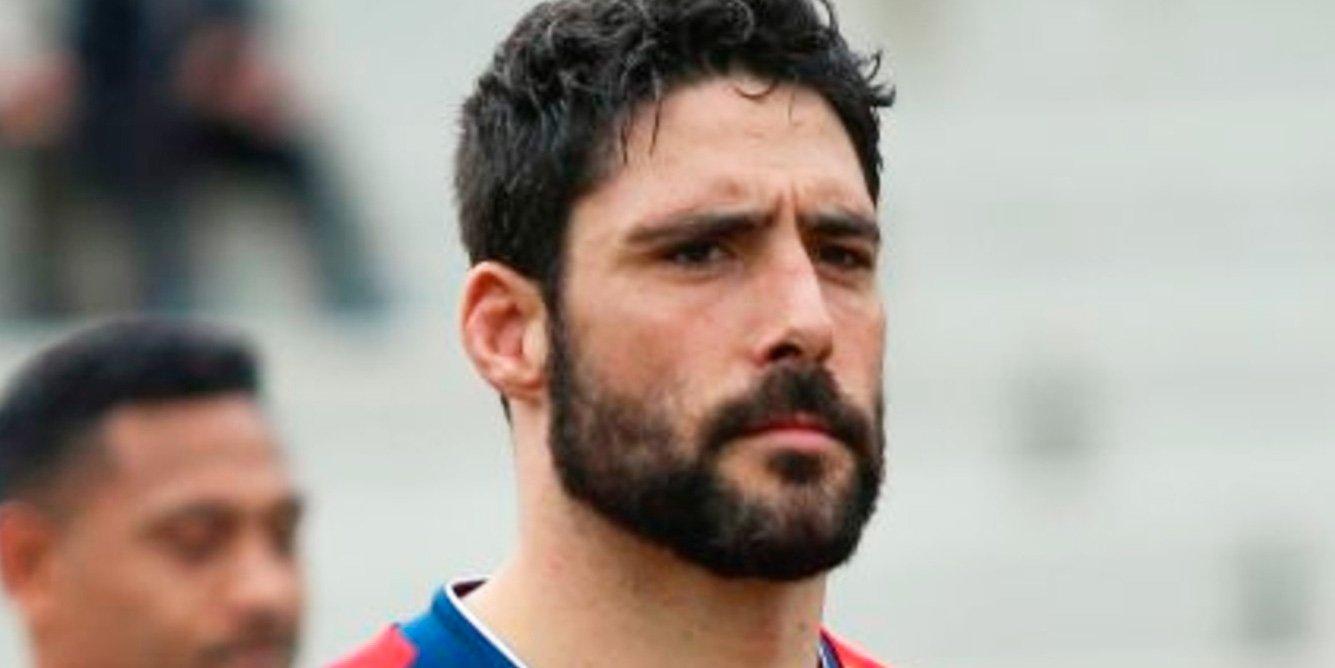 Jaime Nava, capitan de la selección española de rugby, cierra el casting de 'MasterChef Celebrity 3'