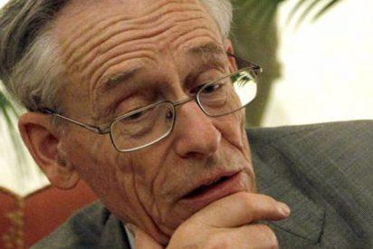 El historiador e hispanista británico John H. Elliott recibe el Premio Ordenes Españolas de manos del Rey