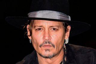 Johnny Depp, completamente borracho, se lía a golpes con un productor