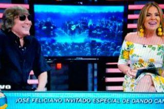 """José Feliciano: """"Nunca vi las estrellas hasta que fumé marihuana"""""""