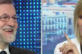 Rajoy le desmonta en diez segundos a Griso la táctica de atacarle con la última pataleta de Rivera