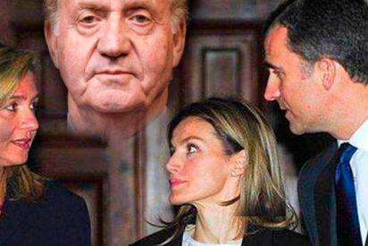 El inquietante plan que ha trazado Juan Carlos I: El Rey, Letizia y Cristina, cara a cara