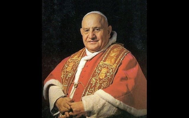 Los restos de Juan XXIII viajan a Bérgamo sesenta años después de su elección como Papa