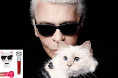 Belleza Iluminada: Colección sofisticada y deslumbrante de Karl Lagerfeld que debes tener en tu neceser