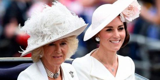 Kate Middleton confirma la mala relación que mantiene con la madrastra de su marido