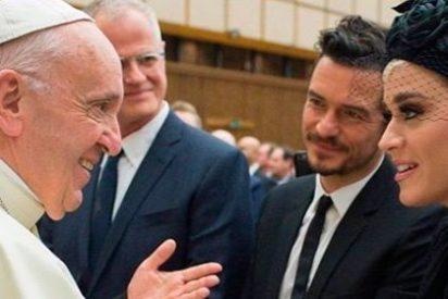 Se confirma la reconciliación entre Katy Perry y Orlando Bloom visitando juntos al Papa