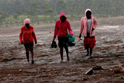Al menos 48 muertos tras colapsar una presa por las fuertes lluvias en Kenia