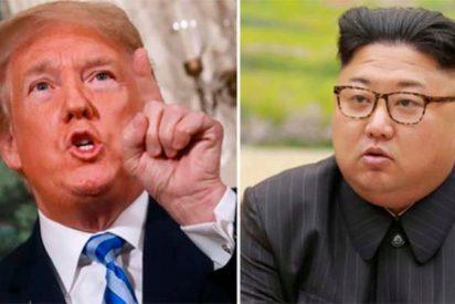 """Donald Trump amenaza a Kim Jong-un con """"aniquilarlo"""" como a Gadafi si no hay acuerdo de desnuclearización"""
