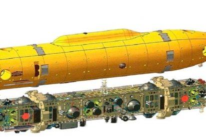 Prueban con éxito el robot submarino no tripulado Klavesin-2R