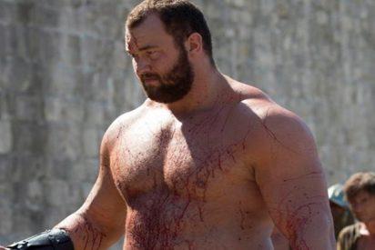 'La Montaña' de 'Juego de Tronos' es ya el hombre más fuerte del mundo