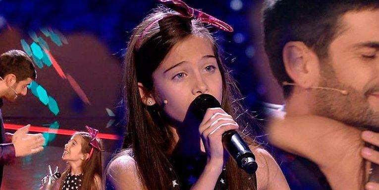 Un 'ángel' de tan solo 10 años gana 'La Voz Kids 4'