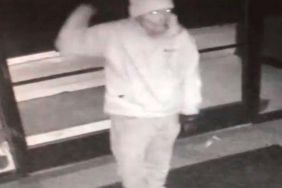 Este ladrón celebra 'a lo Michael Jackson' su robo, pero acaba detenido