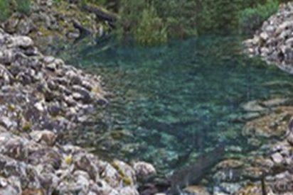 Este lago de Australia reaparece para asombro de sus visitantes